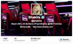 20.000.000 de Followers sur Twitter