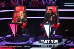 Nouvelles photos de Shakira (The Voice)