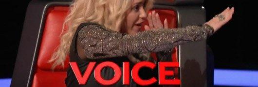Adam demande « poliment » à Shakira de se taire !