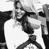 Shakira, star au grand coeur