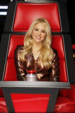 Nouvelle photo promotionnelle pour « The Voice »