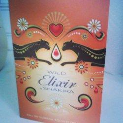 Nouvelle photo du parfum « Wild Elixir » !