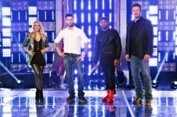 Nouvelle photo des quatre coaches de « The Voice »