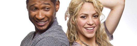Shakira et Usher pour le NY Daily News !