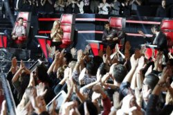 The Voice – Nouvelles photos