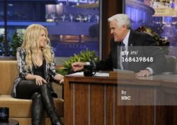 Shakira au Tonight Show - PHOTOS
