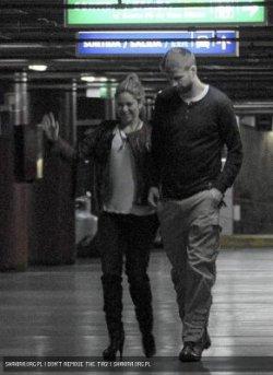 Shakira avec Gerard Piqué au cinéma – Photos