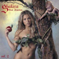 La pochette d'Oral Fixation vol.2 élue parmi les 30 pochettes d'albums nues les plus sexy !