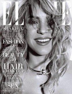 Nouvelle couverture pour le magazine ELLE !