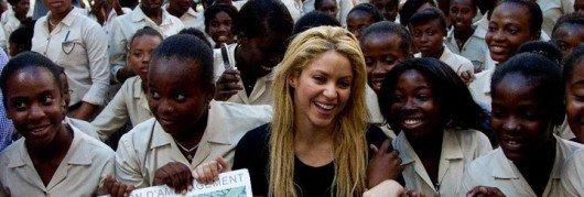 Nouvel article par Shakira pour le Huffington Post !