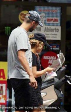 Shakira et Gerard font du « Boogie Car » à Barcelone – Photos