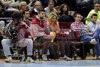 Shakira et Gerard à un match de basket – Photos