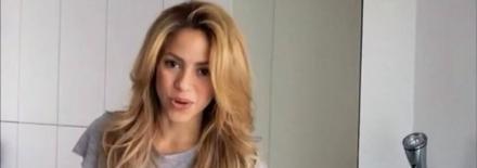 Shakira apparaît dans une nouvelle publicité en faveur de l'éducation