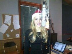 Shakira partage une photo d'elle en studio !