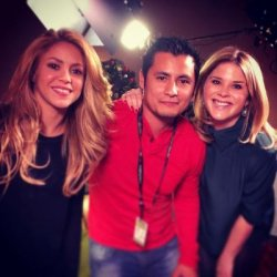 Interview de Shakira au « Today Show »