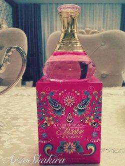 Nouveau parfum de Shakira !