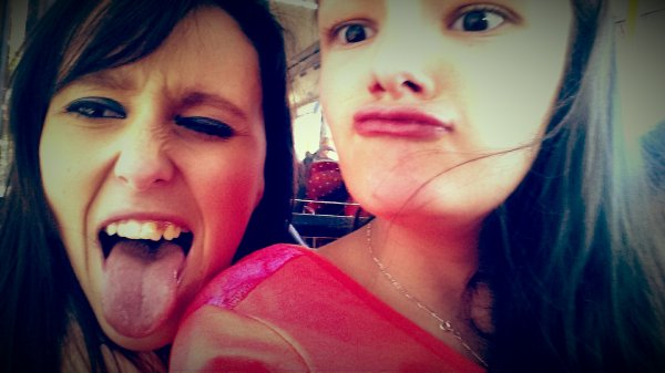 Je t'aime si fort mon amour de soeur! ♥♥