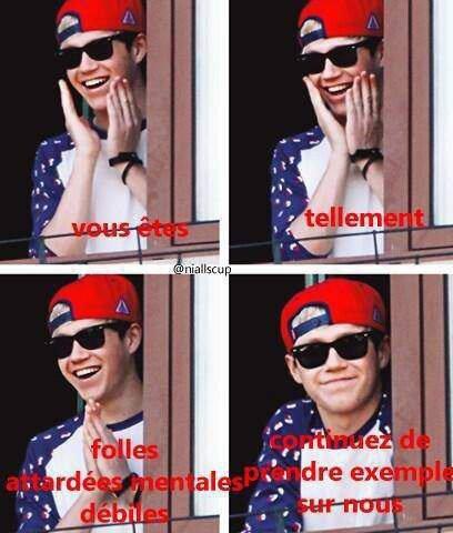 LoL Niall