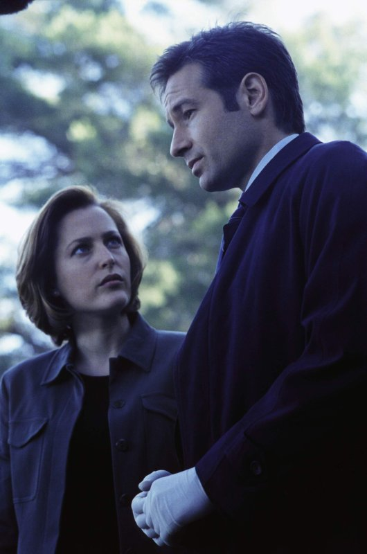 scully et mulder