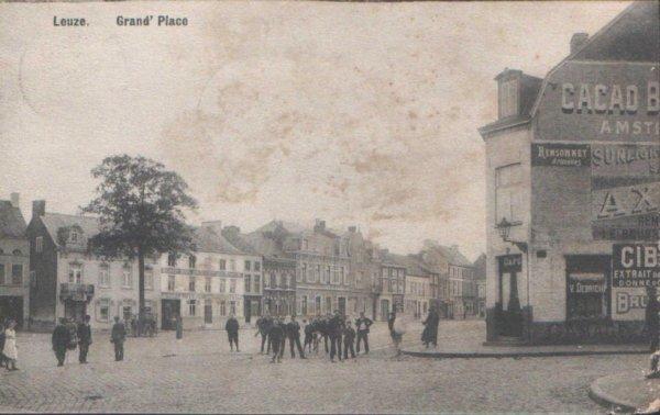 Photo prise en 1908