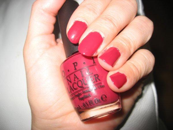 Magnifique Rouge