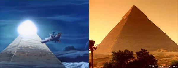 Égypte - La revelation des pyramides
