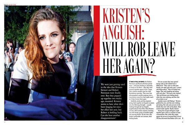 26.04.2013 /  Kristen a été vu avec Robert et des amis au concert de Crystal Castles à Los Angeles au Hollywood Palladium.
