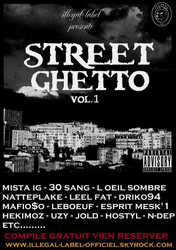 LeBoeuf Dans Street Ghetto