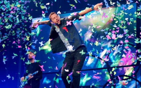 Promo #COLDPLAY