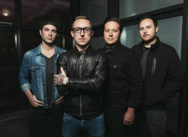 Promo #YELLOWCARD