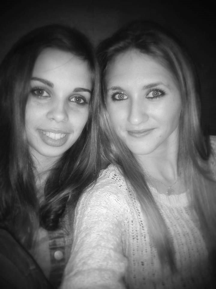 Ma soeur, mon bonheur, mon rayon de soleil♥♥