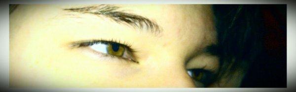 Les yeux sont le reflet de l'âme !!!