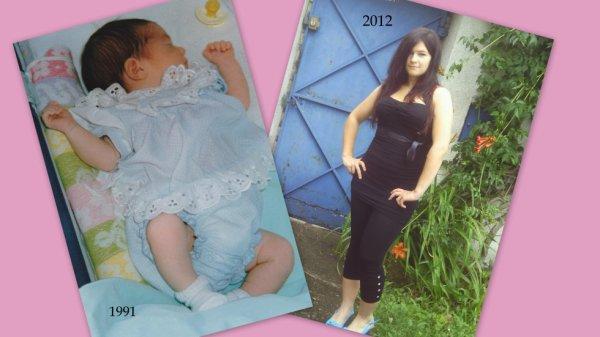 Que de changements en 21ans mais toujours aussi jolie !!