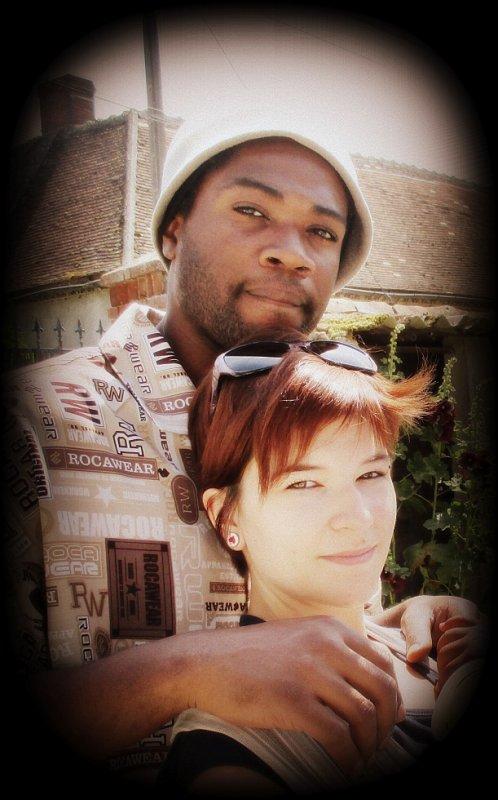 Notre amour plus fort que tout !!