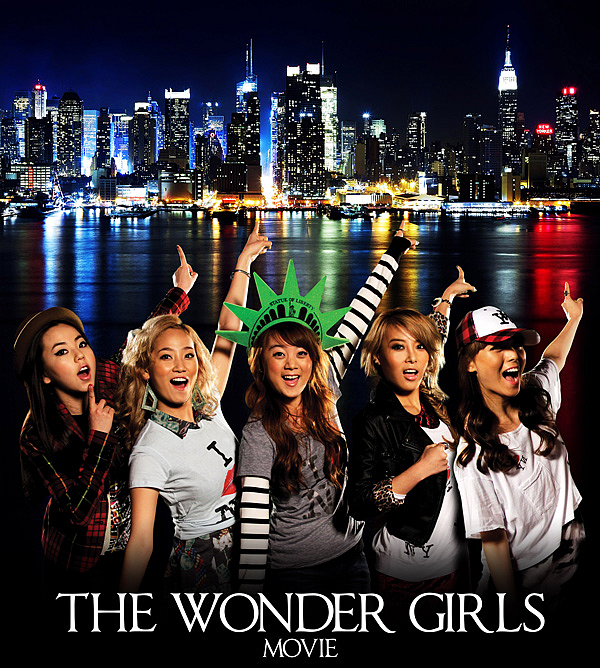The wonder girls at the apollo