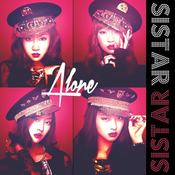 SISTAR - Alone