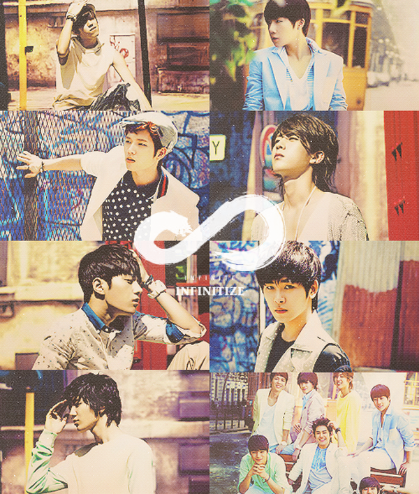 Infinite - The CHASER from  album 2012