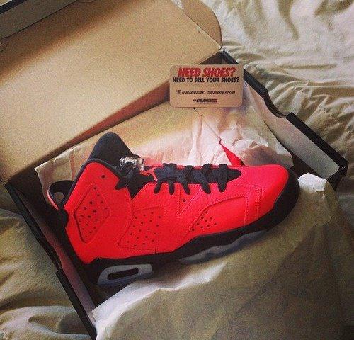 Air Jordan Rouge