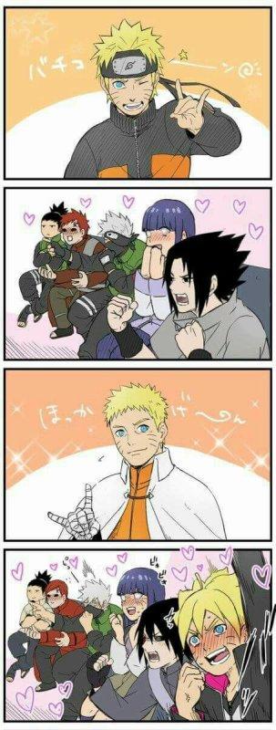 Tout le monde aime naruto