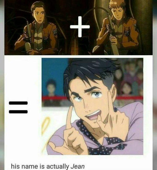 Marco + Jean = JJ