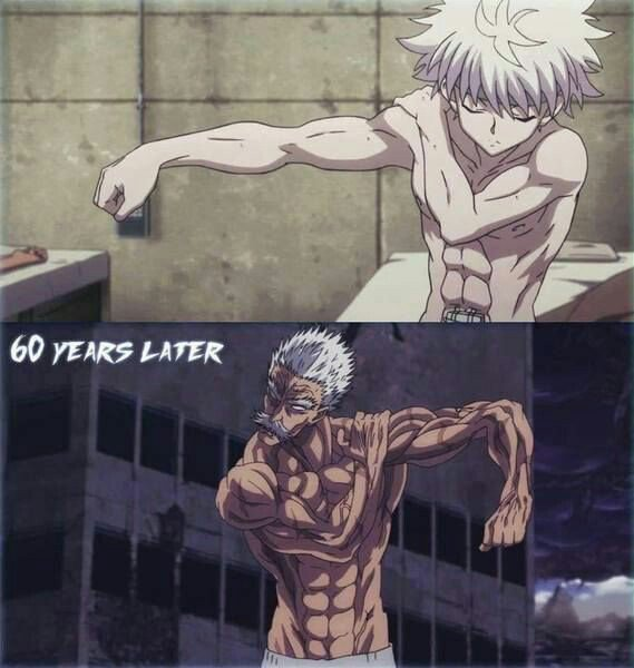 Killua dans 60 ans