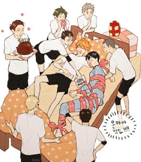 Joyeux anniversaire Hinata
