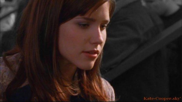 "Chapitre 1                                                                   ""I'm Kate. Kate Cooper""                                                                  Episode 1x2"