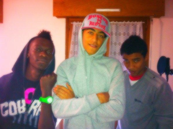 Une entrée dans l'rap (Oggy BB x Lil'Swiz) (2011)