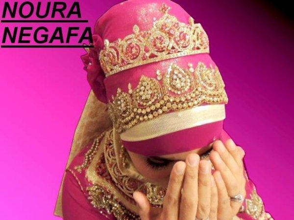 prestation negafa  et pose les hijab