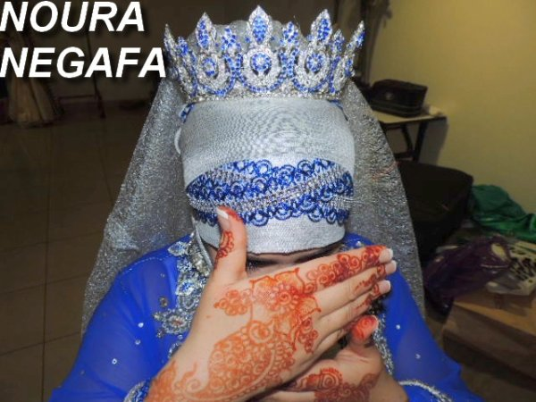 prestation negafa et pose hijab