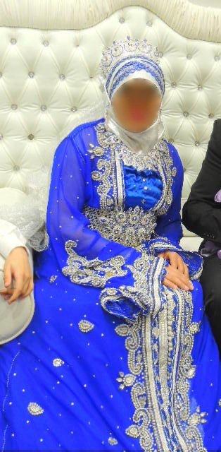 takchita pour les mariées
