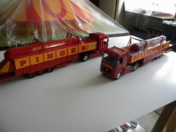 camion transport du chapiteau