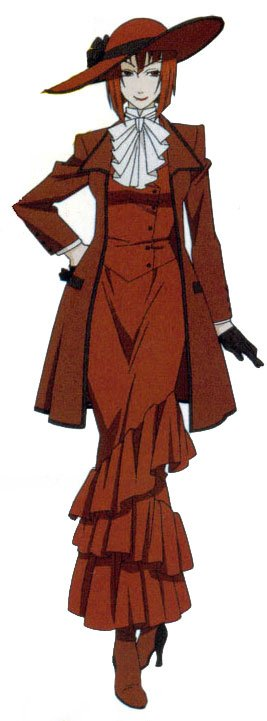 """Résultat de recherche d'images pour """"black butler madame red"""""""