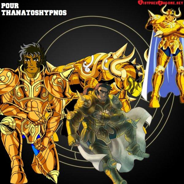 Récompense de ThanatosHypnos